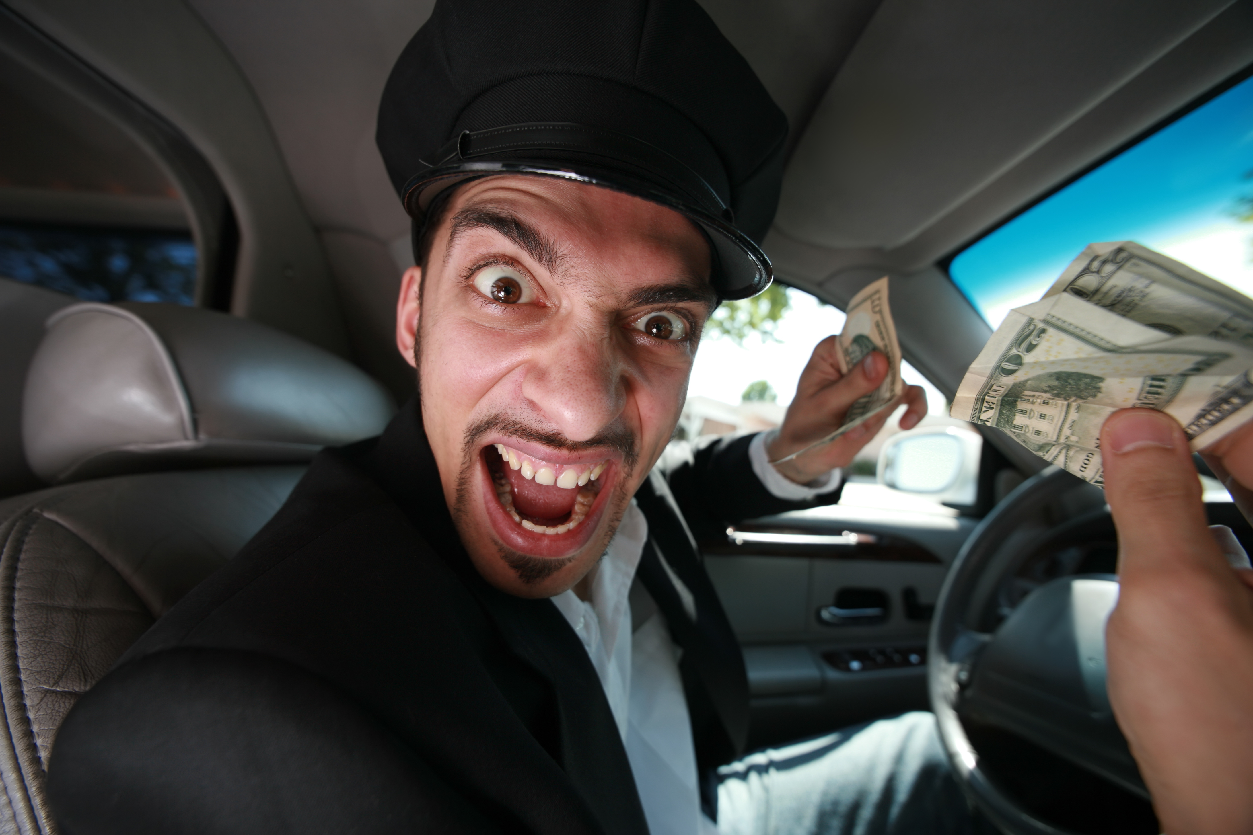 Tips To Avoiding Being Overcharged By An Airport Taxi Drivers Unlimited
